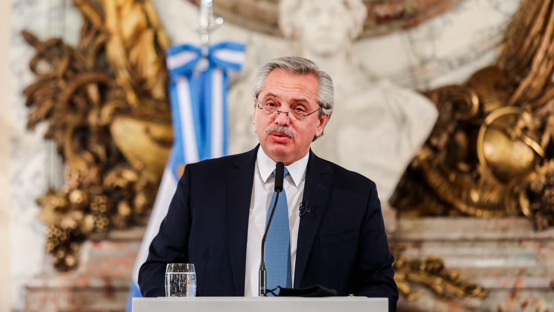 Alberto Fernández anuncia la fabricación en Argentina junto con México de la vacuna de Oxford contra el coronavirus para la región (VIDEO)