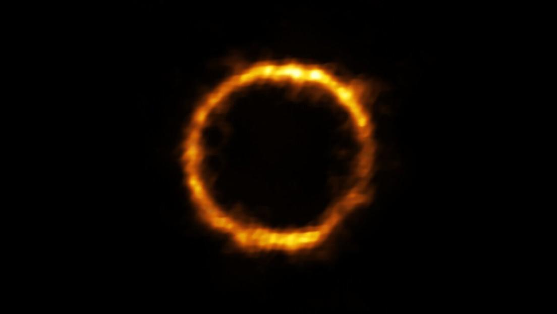Descubren una galaxia muy lejana sorprendentemente parecida a la Vía Láctea