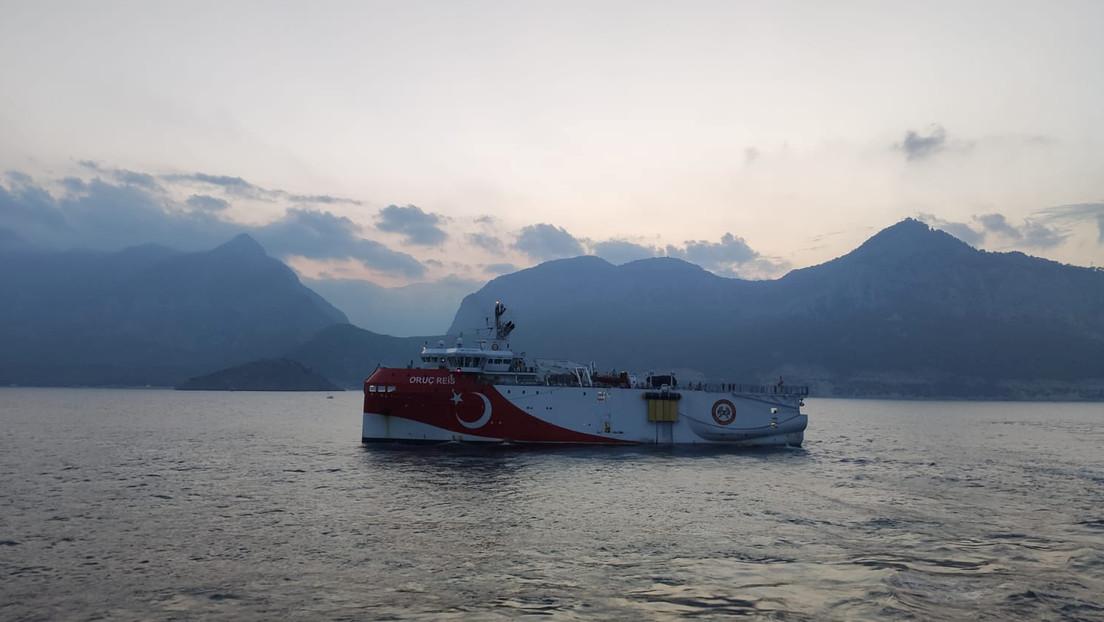 Francia enviará dos aviones de combate y la fragata Lafayette al Mediterráneo oriental en medio de la disputa petrolera entre Turquía y Grecia