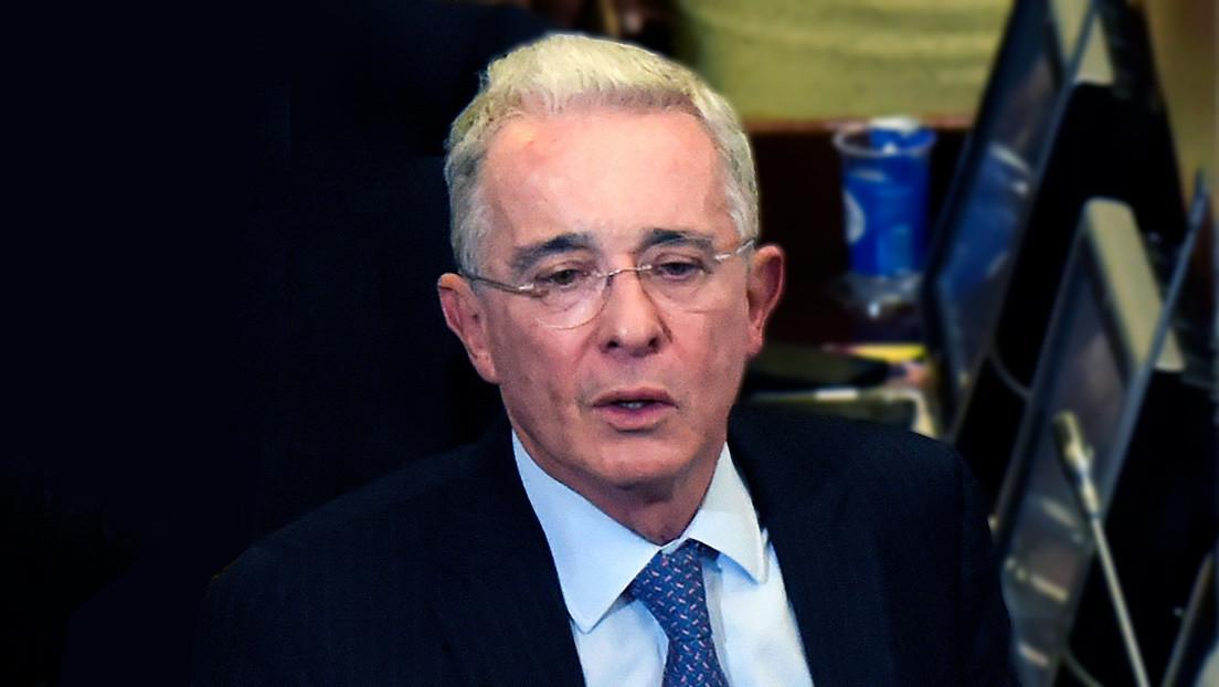 Corte Suprema de Colombia pide al Senado suspender a Uribe de su cargo