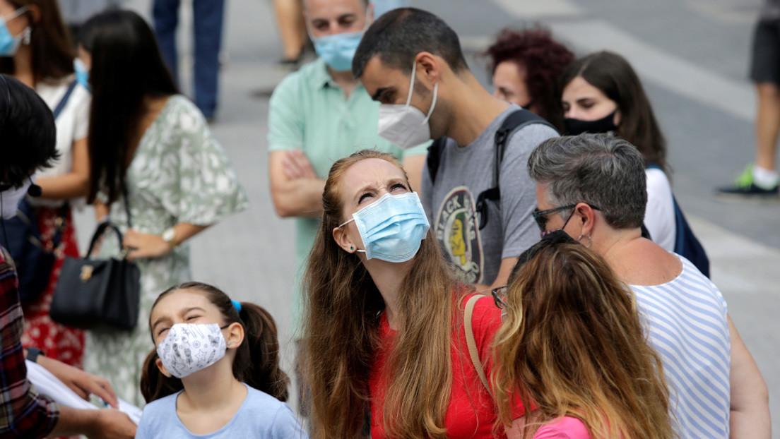 Fuerte repunte de los casos de coronavirus en España: 2.935 en 24 horas, casi el doble de los notificados ayer