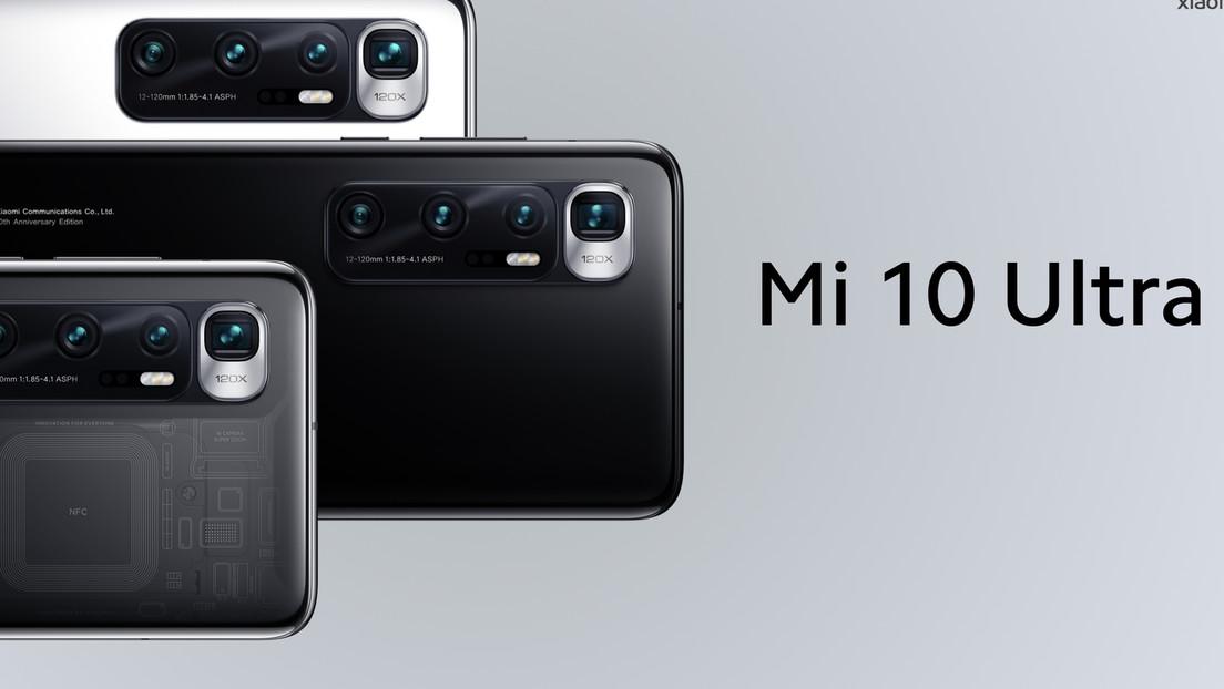 """Xiaomi celebra sus 10 años presentado el Mi 10 Ultra, su teléfono """"más poderoso"""" hasta ahora"""