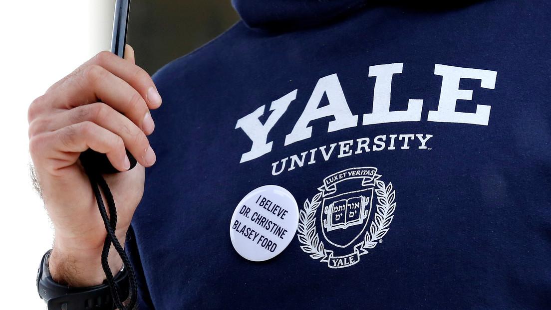 El Departamento de Justicia de EE.UU. acusa a la Univesidad de Yale de discriminar durante la selección de aspirantes