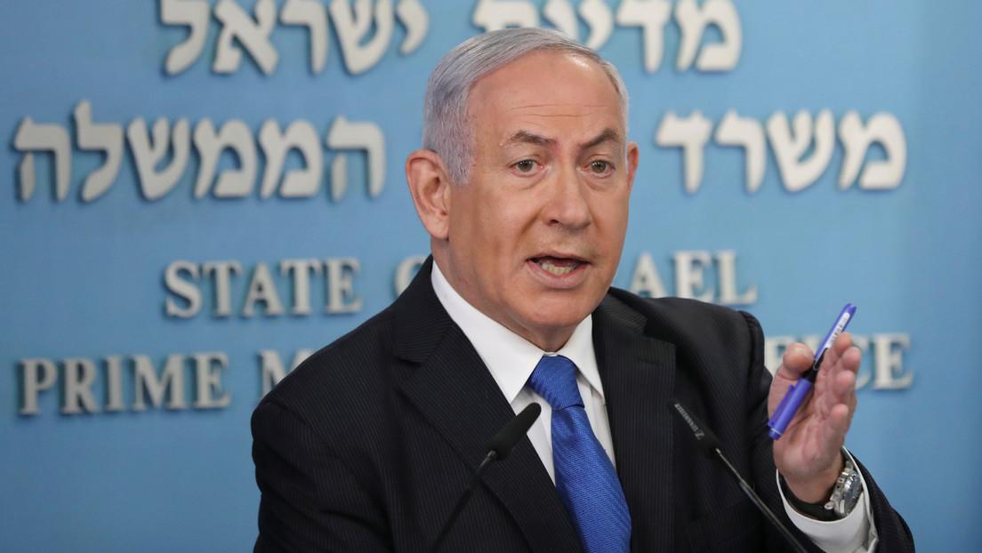 """Netanyahu asegura que """"no hay ningún cambio"""" en sus planes para anexar Cisjordania tras el acuerdo entre Israel y los EAU"""