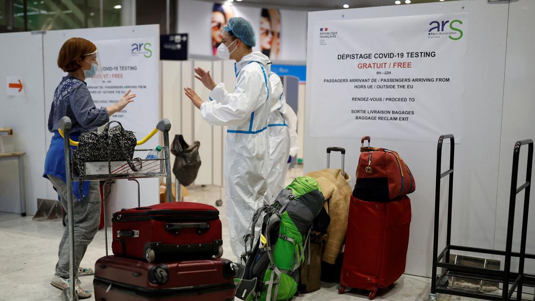 Francia pedirá pruebas de coronavirus a viajeros de Argentina, Chile, Colombia y México thumbnail