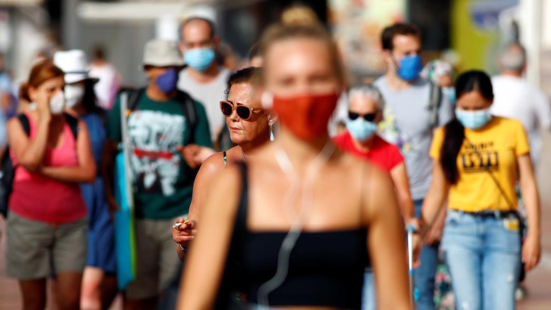 Los contagios siguen al alza en España: casi 3.000 nuevos positivos en 24 horas