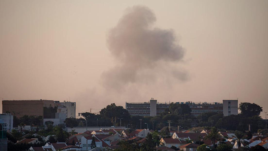 VIDEOS: Israel ataca varios objetivos de Hamás en la Franja de Gaza por cuarta noche consecutiva