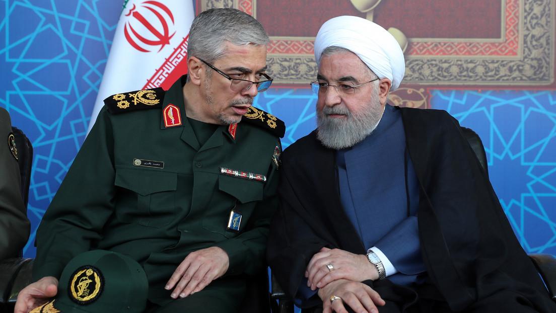 """Estado Mayor iraní: """"Si algo pasa en el golfo Pérsico o se ve afectada nuestra seguridad nacional, responsabilizaremos a los EAU"""""""