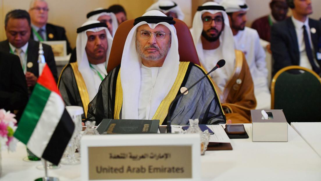 Emiratos Árabes Unidos dice que el acuerdo con Israel es una decisión soberana no dirigida a Irán