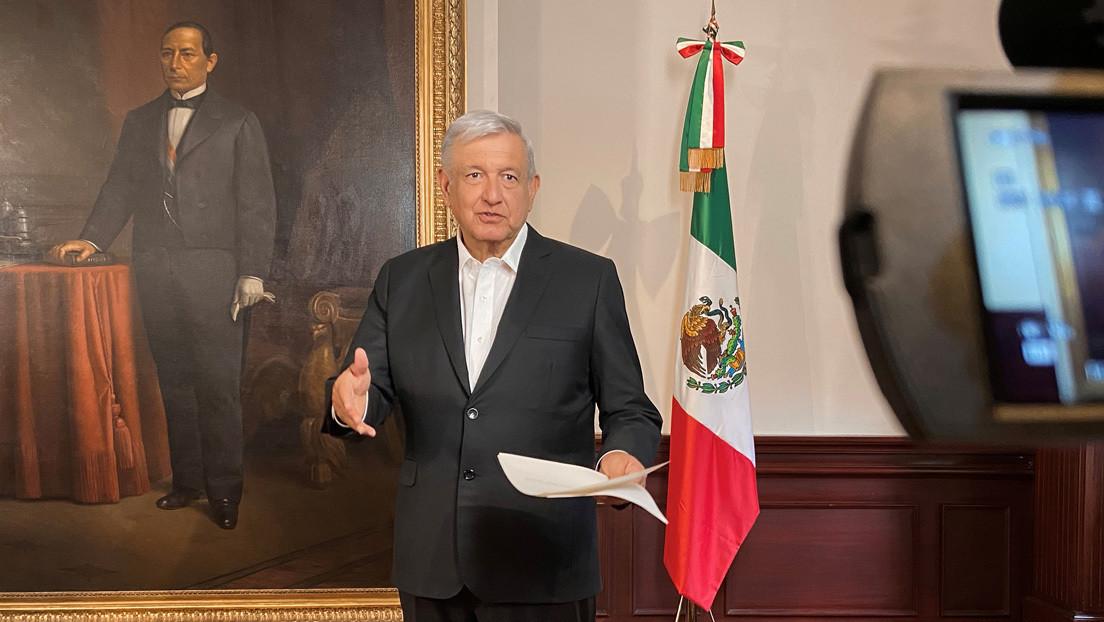 """López Obrador evalúa comprar la vacuna de Rusia contra el covid-19: """"En este asunto tan importante no debe haber ideologías"""""""