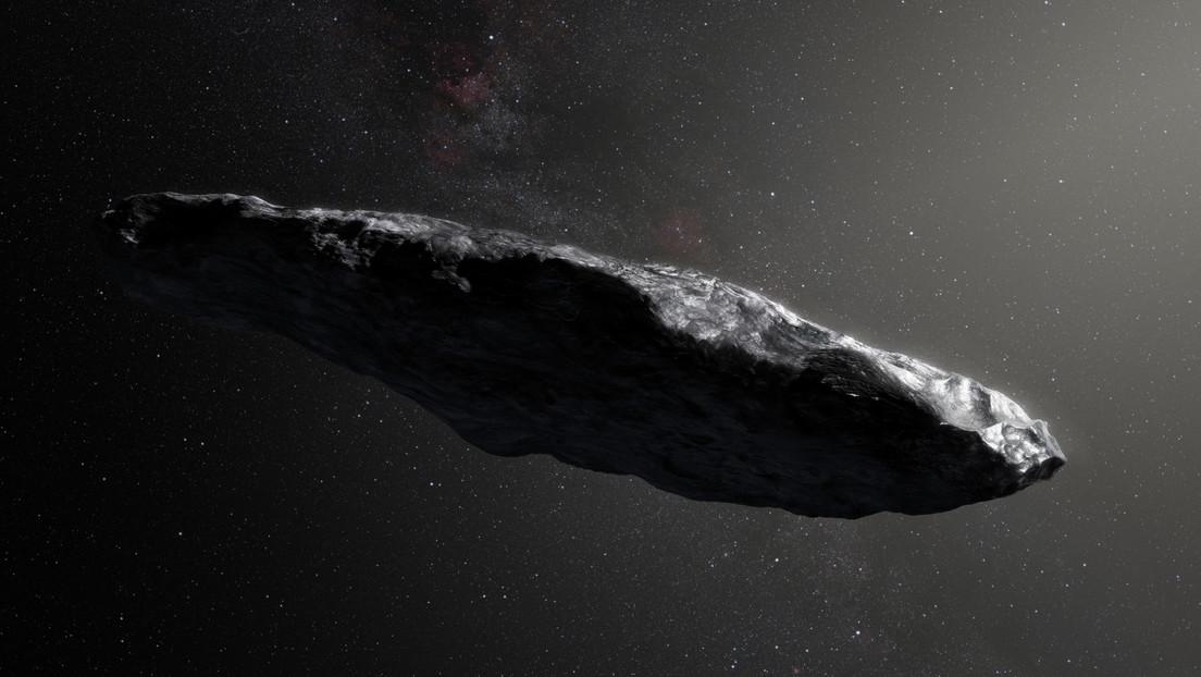 Oumuamua sigue enfrentando a los astrónomos: Descartan la última teoría sobre el enigmático asteroide