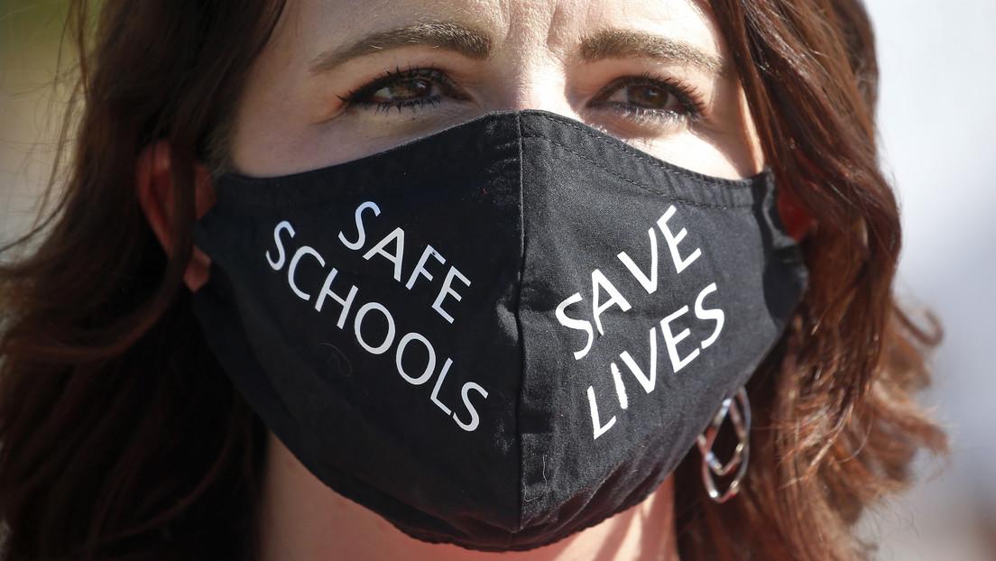 Cancelan todas las clases en un distrito escolar de EE.UU. porque los maestros se niegan a trabajar