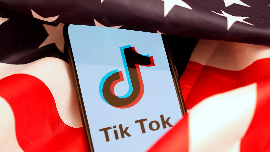 """TikTok crea una nueva página web para disipar los """"rumores y desinformación"""" difundidos por EE.UU."""