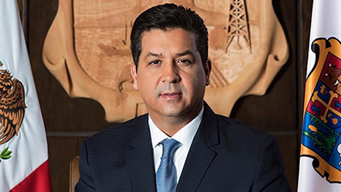 El gobernador de Tamaulipas es investigado en México por presuntamente recibir dinero del narcotráfico
