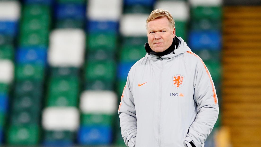 Ronald Koeman se convierte en el nuevo entrenador del Barça