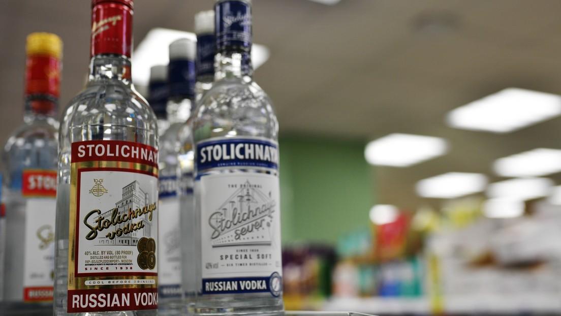 ¿Adiós a los estereotipos? El vodka no está entre las 50 bebidas más populares en las licorerías de Rusia