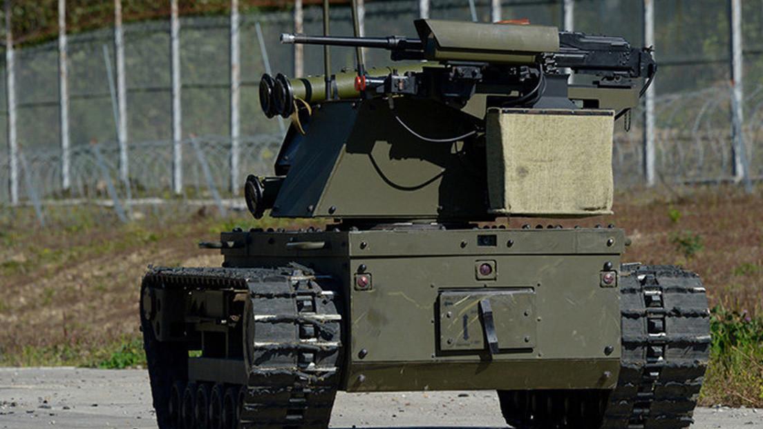Rusia empieza a proteger con sistemas robóticos sus silos de misiles nucleares