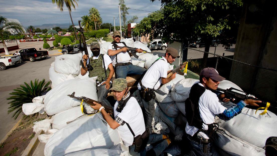 El Cártel Jalisco Nueva Generación utiliza drones cargados con explosivos para combatir a los grupos de autodefensas