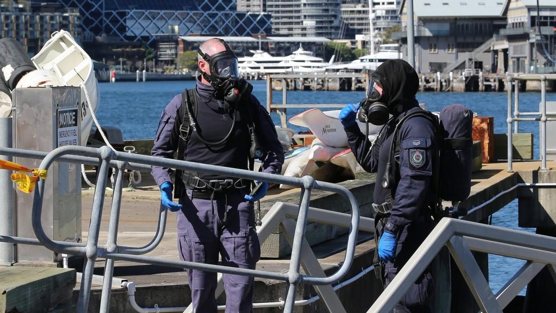 Incautan el mayor cargamento de cocaína en la historia de Australia (VIDEO)