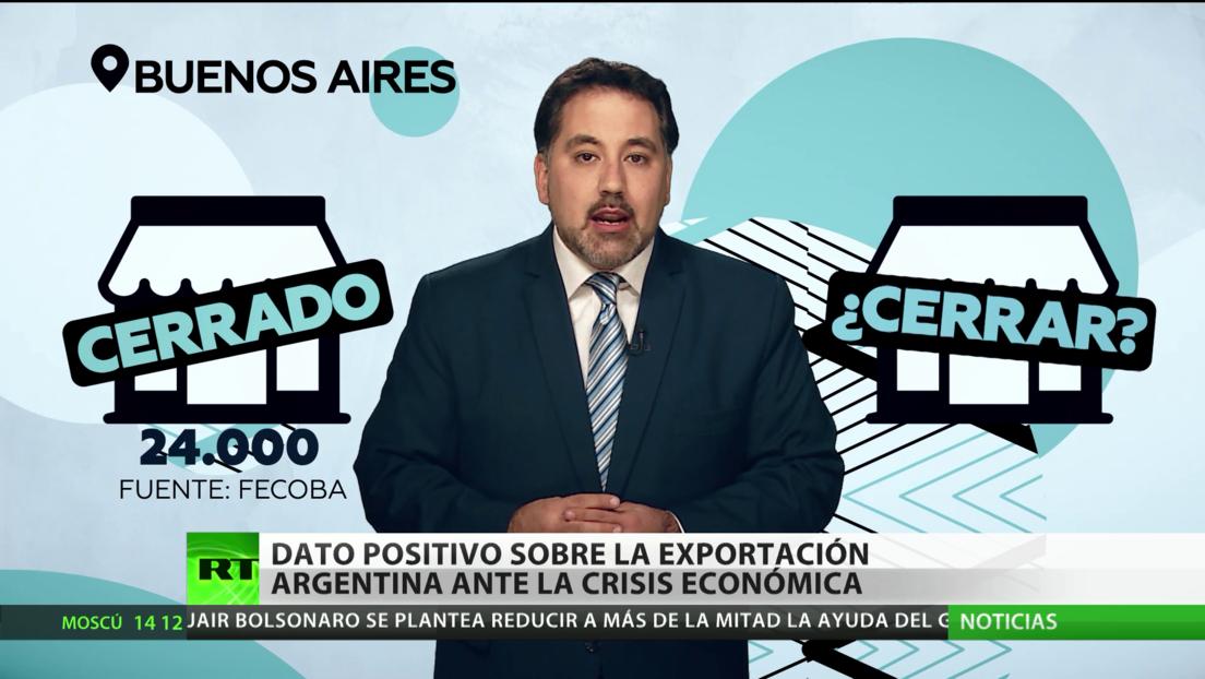 La exportación argentina crece en medio de los estragos económicos ocasionados por el covid-19 en América Latina