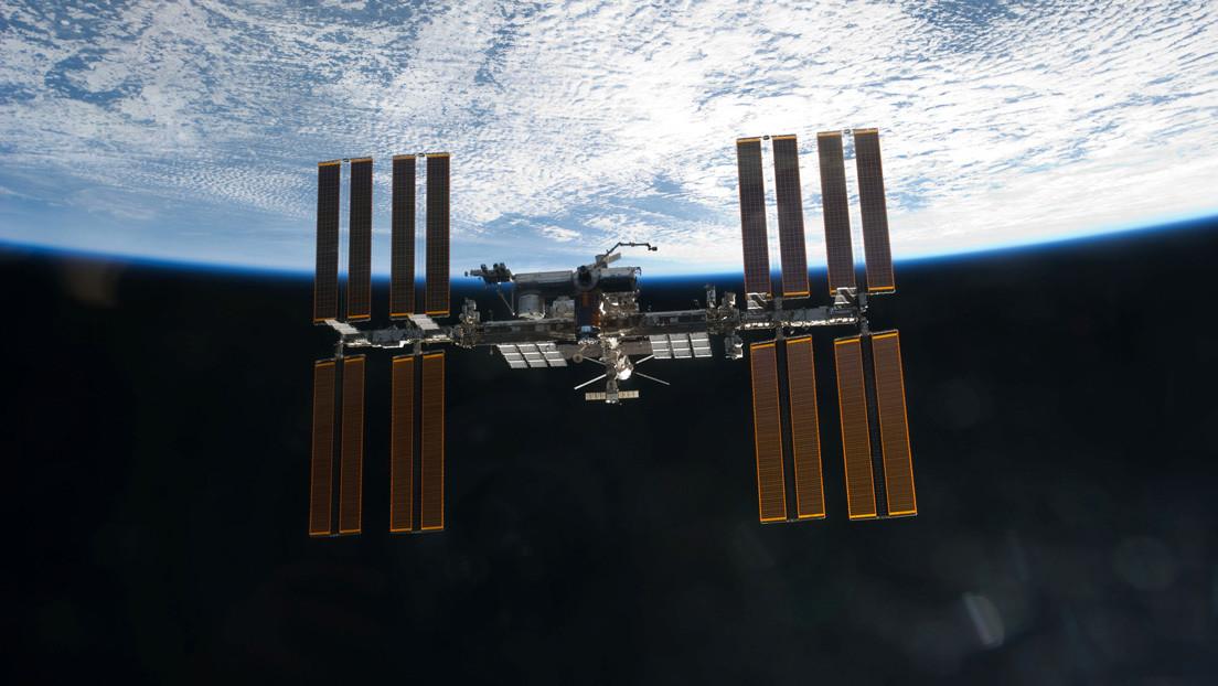 Se registra una fuga de aire en la Estación Espacial Internacional