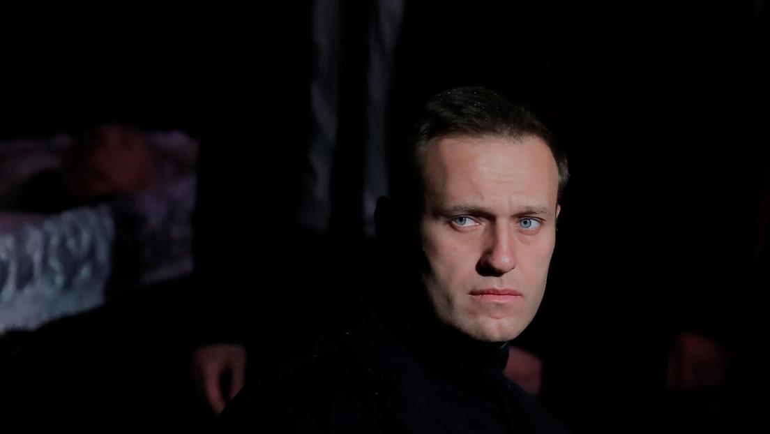 ONG alemana envía un avión ambulancia para recoger al opositor ruso Alexéi Navalny a petición del cofundador de Pussy Riot