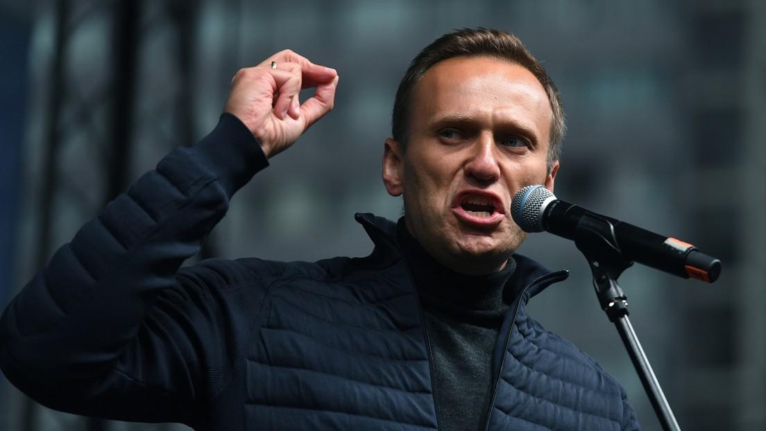 Los médicos no han encontrado veneno hasta el momento en el organismo del opositor ruso Alexéi Navalny