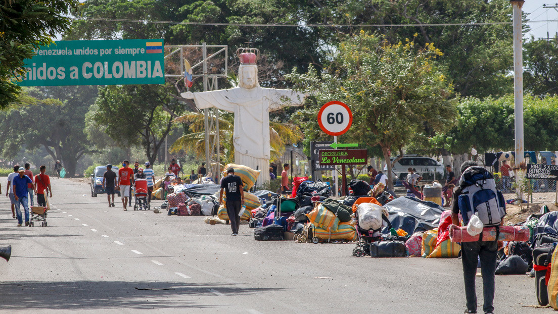 Venezuela desmiente el cierre del puente fronterizo internacional Simón Bolívar con Colombia