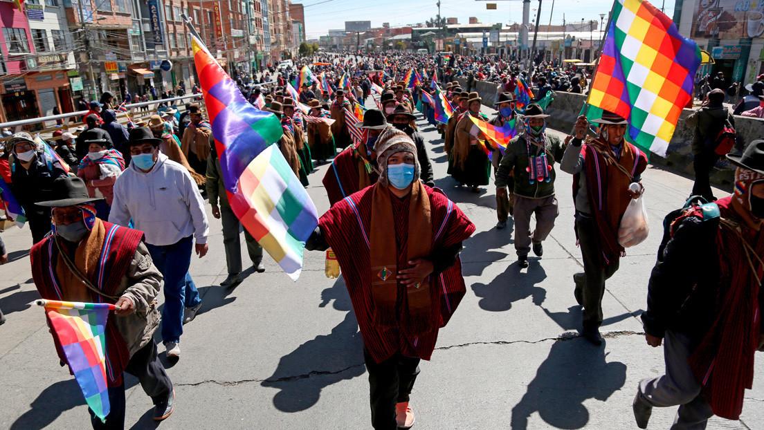 'Para sanar la pandemia de impunidad': Exigen investigar la violencia postelectoral en Bolivia