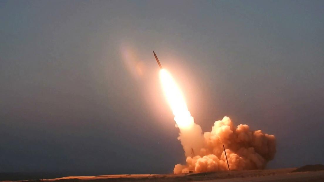 VIDEO: Irán presenta dos nuevos misiles bautizados en honor a sus generales asesinados por EE.UU. en Irak