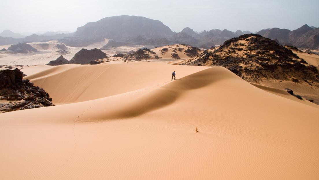 Descubren que el fin del Sahara verde provocó una megasequía que duró más de 1.000 años en Asia