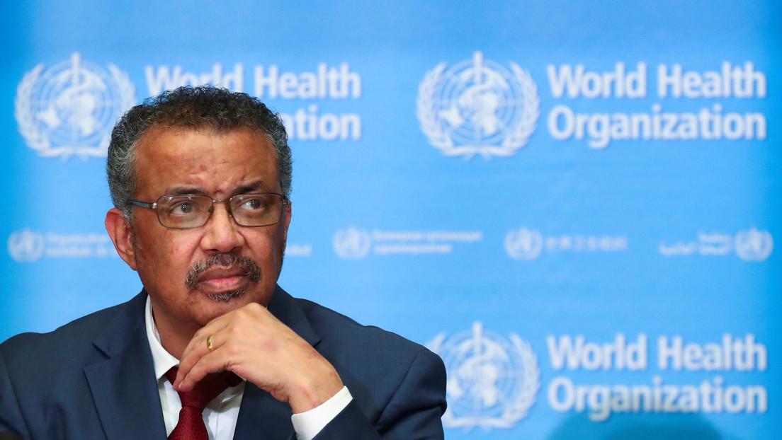 """La OMS espera que la pandemia de coronavirus acabe """"en menos de dos años"""""""