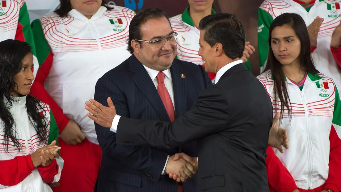 El exgobernador Javier Duarte niega desde prisión haber regalado un Ferrari al expresidente Peña Nieto