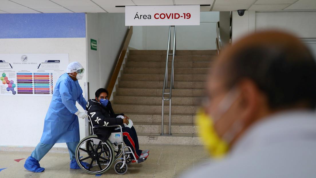 La OMS advierte que México subestima la magnitud de la pandemia porque realiza pocos testeos