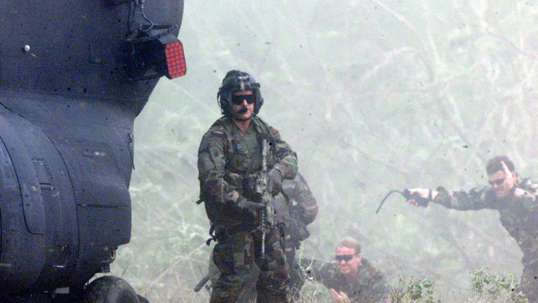 """Acusan a exmiembro de las fuerzas especiales de EE.UU. de """"conspirar"""" con espías rusos"""