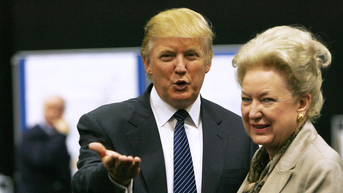 """La hermana de Trump, en una grabación de audio secreta: """"Él no tiene principios"""""""