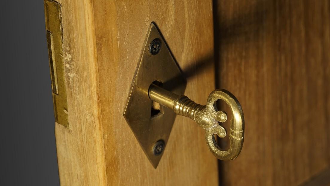Ladrones con 'buen oído': Un estudio sugiere que se puede duplicar una llave a partir de su sonido en la cerradura