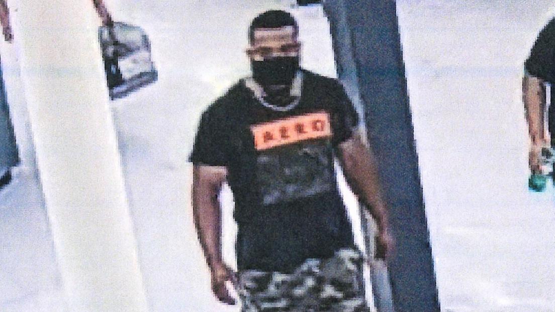 """""""Ahora tienes covid"""": la Policía de EE.UU. busca a un hombre que abraza a desconocidos para infectarlos"""