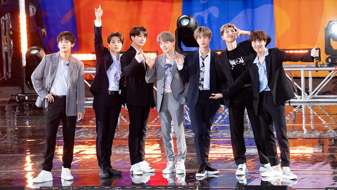 La banda surcoreana BTS rompe récords en YouTube con el estreno de su nuevo tema 'Dynamite' (VIDEO)
