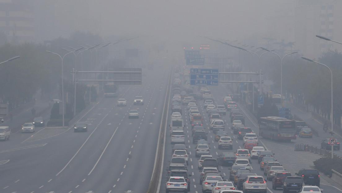 Científicos descubren que la contaminación del aire aumenta el riesgo de enfermedades cardiovasculares