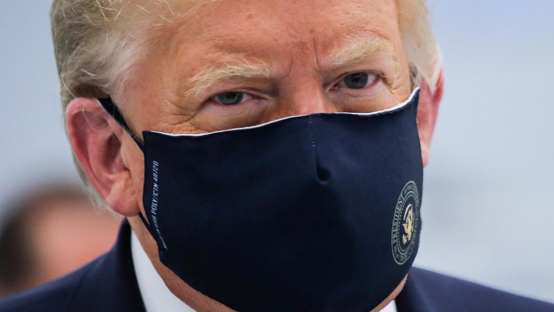 Reportan que Trump considera acelerar la vacuna de Oxford contra el covid-19 con vistas a las elecciones de EE.UU.