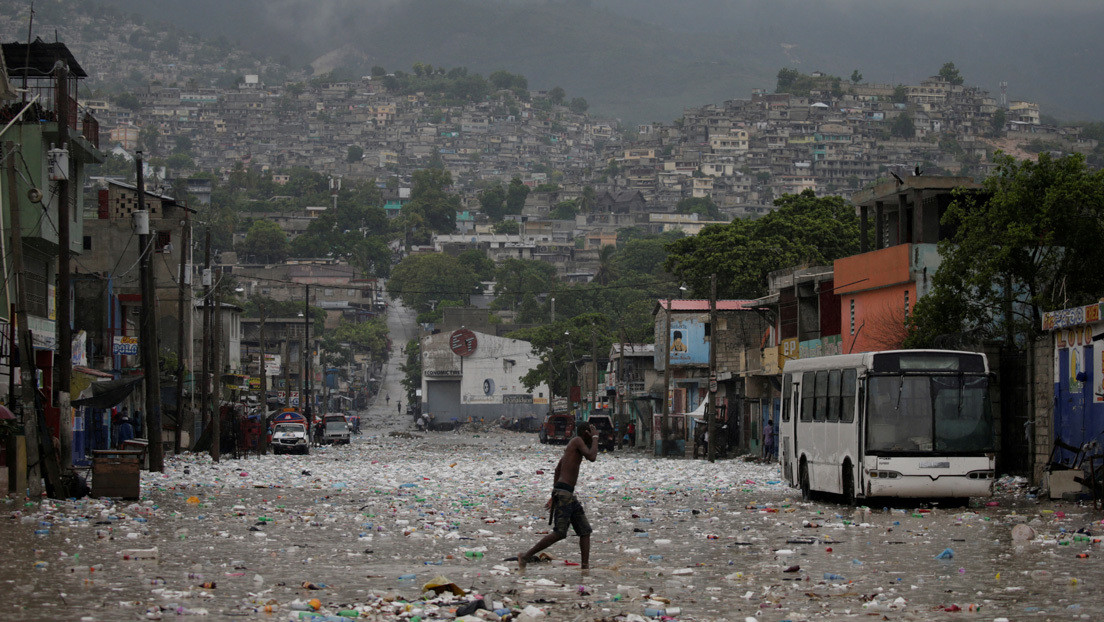 La tormenta tropical Laura llega a Cuba tras causar 12 muertos y abundantes destrozos en Haití y la República Dominicana