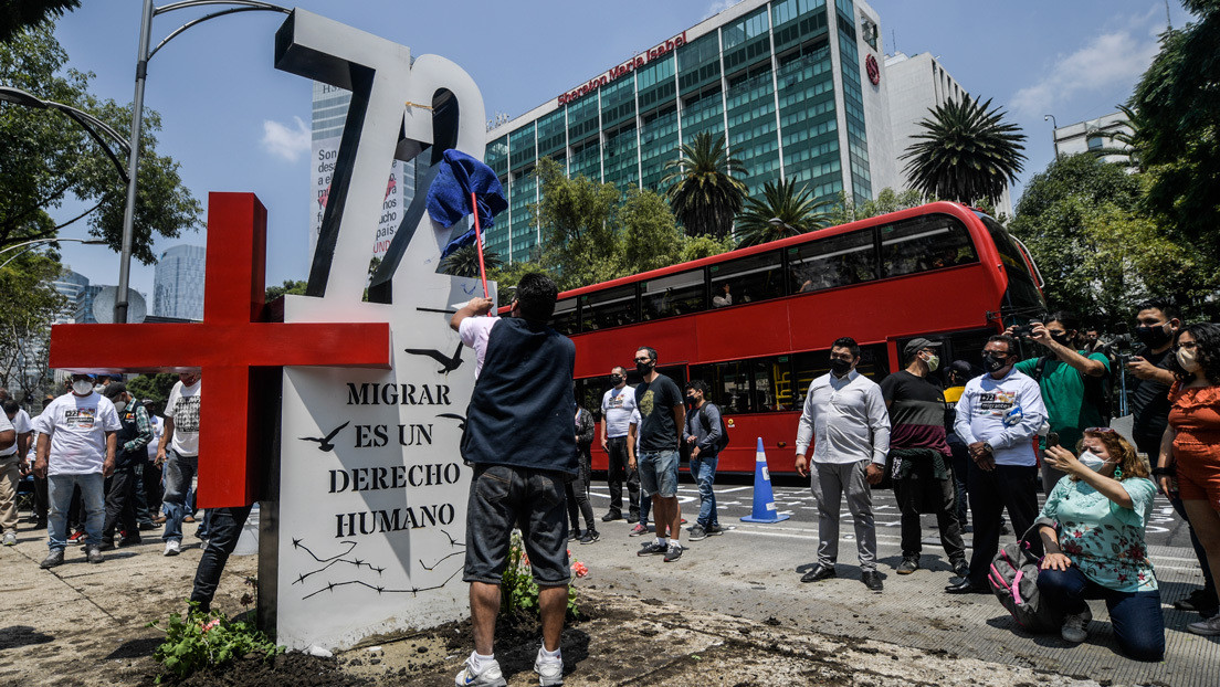 """""""Marchó a EE.UU. por la situación de pobreza"""": 10 años de impunidad tras la mayor masacre de migrantes en México"""