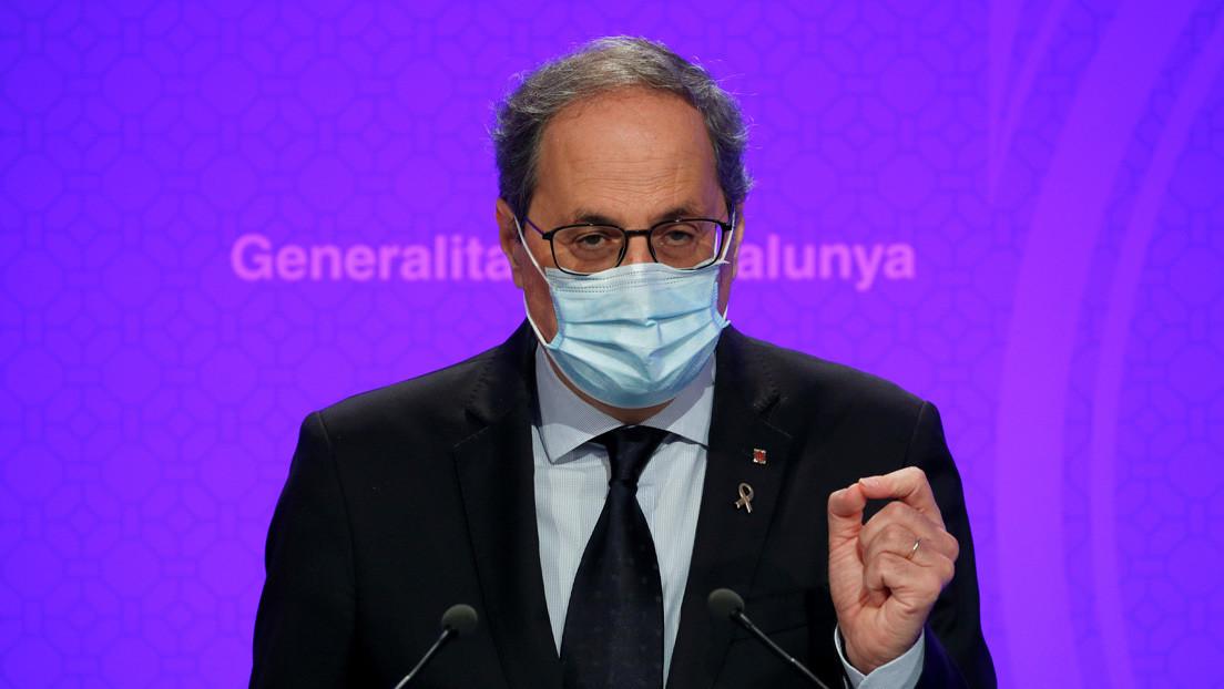 Cataluña anuncia nuevas medidas restrictivas para frenar la segunda ola de coronavirus