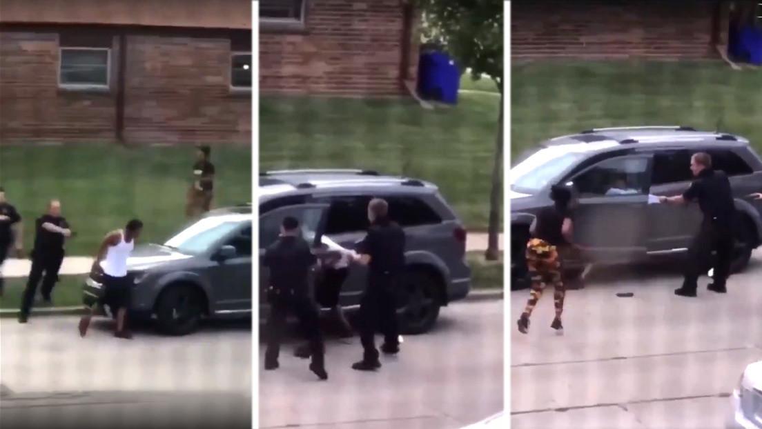 VIDEO: Un policía dispara siete veces por la espalda a un hombre negro en EE.UU.