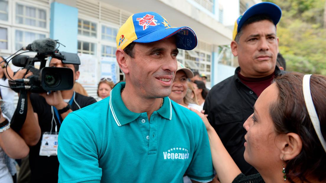 """""""Quedarnos sin gasolina no afecta a Maduro"""": La respuesta de Capriles al plan de Guaidó para Venezuela"""