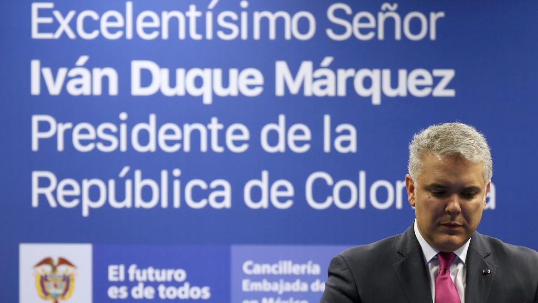 """Iván Duque genera polémica tras calificar de """"homicidios colectivos"""" las recientes masacres perpetradas en Colombia"""