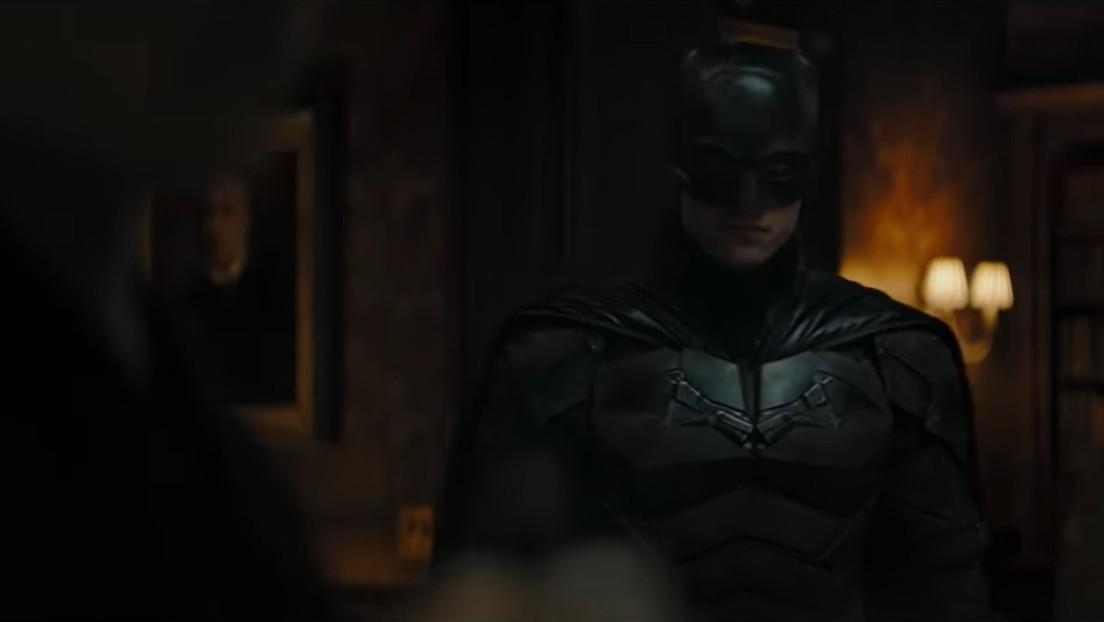 VIDEO: Lanzan el primer tráiler de la película 'The Batman', con Robert Pattinson