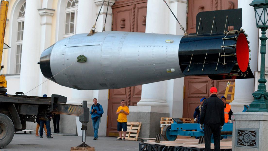 VIDEO: Rusia desclasifica grabaciones de la prueba de la Bomba Zar, el artefacto explosivo más potente jamás detonado