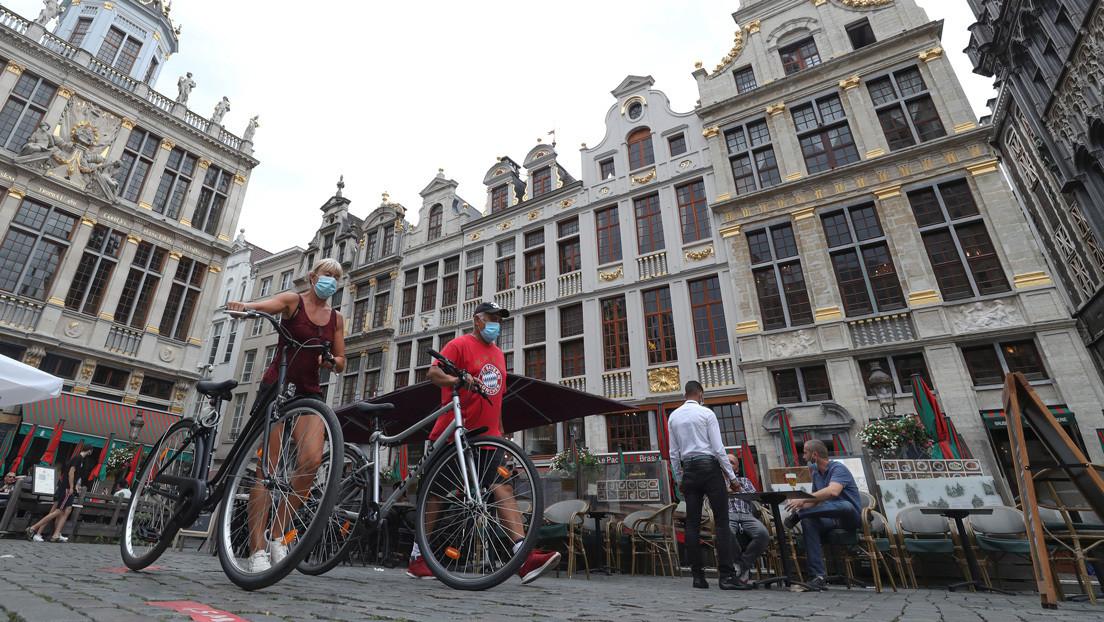 Registran reinfecciones con coronavirus en Bélgica y los Países Bajos